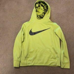 Boys Sz L (14/16) Nike Dri-Fit Hoodie